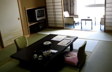 岐阜グランドホテル 和室