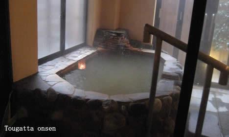 旅館大忠 温泉
