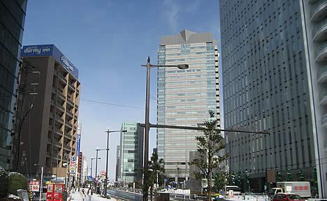 ホテルドーミーイン仙台駅前
