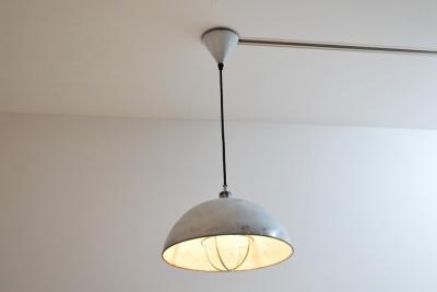 手作りランプ 金属