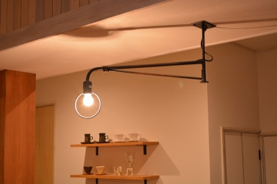 素敵な照明 ハンドメイド ライト