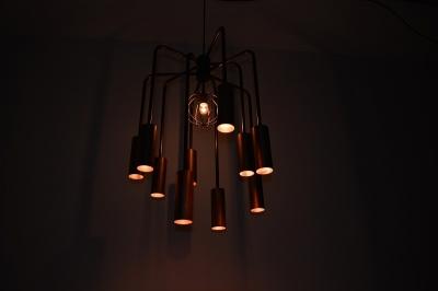 特注シャンデリア オーダー照明