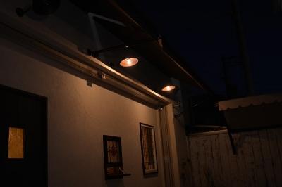 恵文社 一乗寺店 ライト