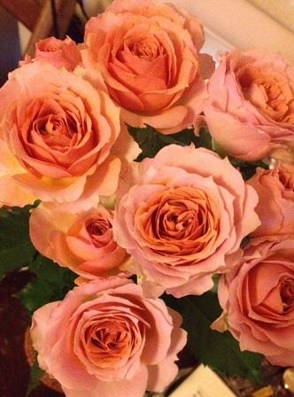 お気に入りのバラ♪