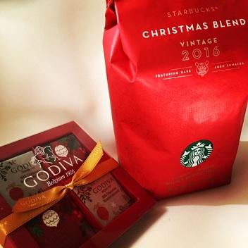 クリスマスの色♪