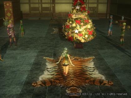 サンタさんクリスマスツリー頂戴(;ω;)