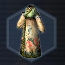 流泉蓮華衣:濃縮染料
