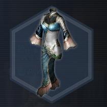 天仙麗媛衣:濃縮染料