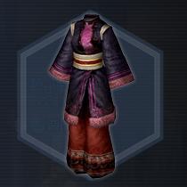 春桃羊衣:濃縮染料