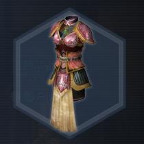 紫翠玉戦甲:濃縮染料