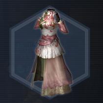 虞姫仙華衣:濃縮染料