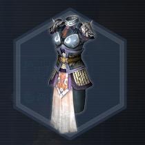 姫将紅焔甲:濃縮染料