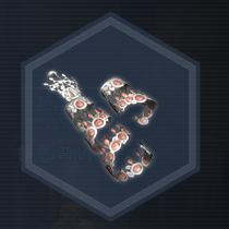 螺旋金麗環:濃縮染料