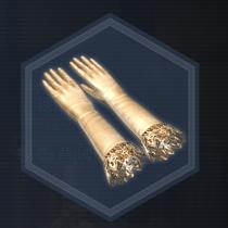 絹手套:濃縮染料