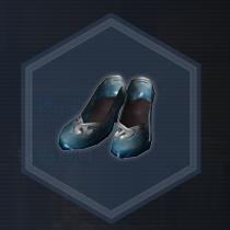 白麗靴:濃縮染料