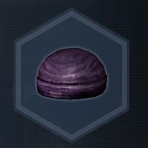 布帽子:濃縮染料