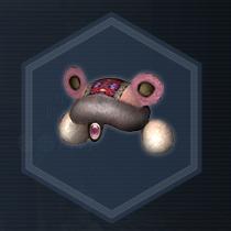 大熊猫帽:濃縮染料