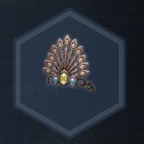 金宝珠櫛:濃縮染料