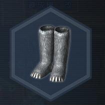 大熊猫長靴:液体染料