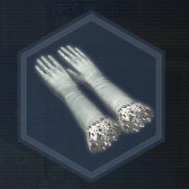 絹手套:液体染料
