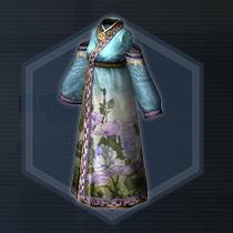 流泉蓮華衣:粉末染料