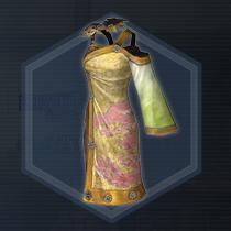 碧衣軽甲:粉末染料