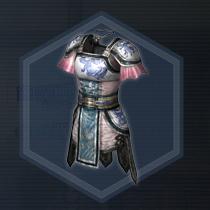 武闘軽甲:粉末染料
