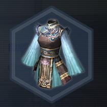 舞闘姫・桃:液体染料