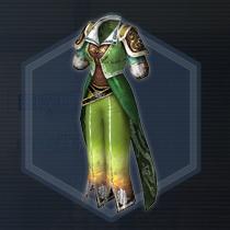 闘姫白銀甲:液体染料