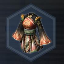闘焔姫・蓮:染色前