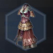 春風芙蓉衣:粉末染料