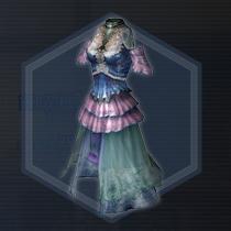 春風芙蓉衣:液体染料