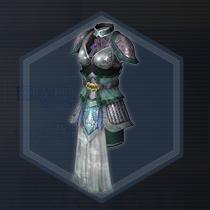 紫翠玉戦甲:液体染料