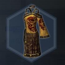 黒衣革甲:粉末染料