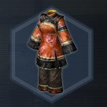 紅椿媛衣:液体染料
