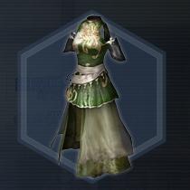 虞姫仙華衣:粉末染料
