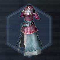 虞姫仙華衣:液体染料