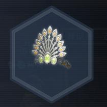 金宝珠櫛:粉末染料