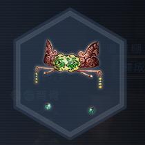 舞姫金翼櫛:粉末染料