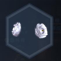 頭華・牡丹:液体染料