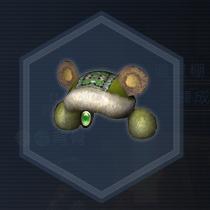 大熊猫帽:粉末染料