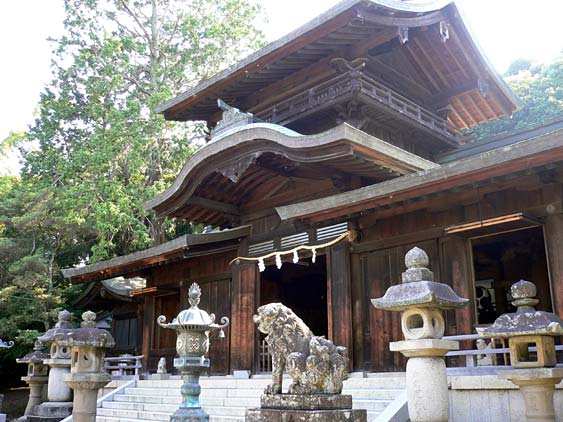 鳥取戎神社