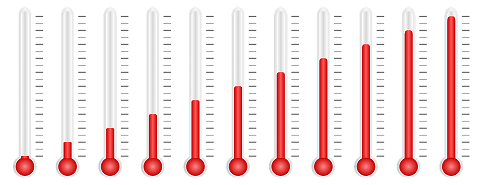 基礎体温,体温計