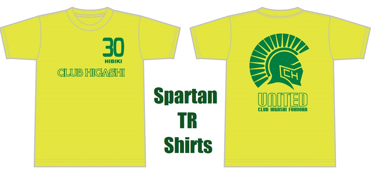 Spartan TR Shirts.jpg