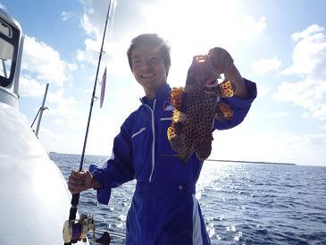 ミーバイ釣り