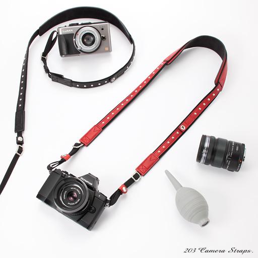 カメラストラップ-スタッズ2cm
