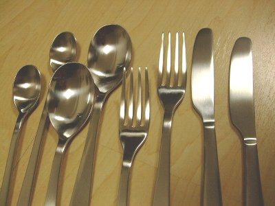 ムジルシリョウヒン(MUJI (無印良品))の無印良品 テーブルスプーン