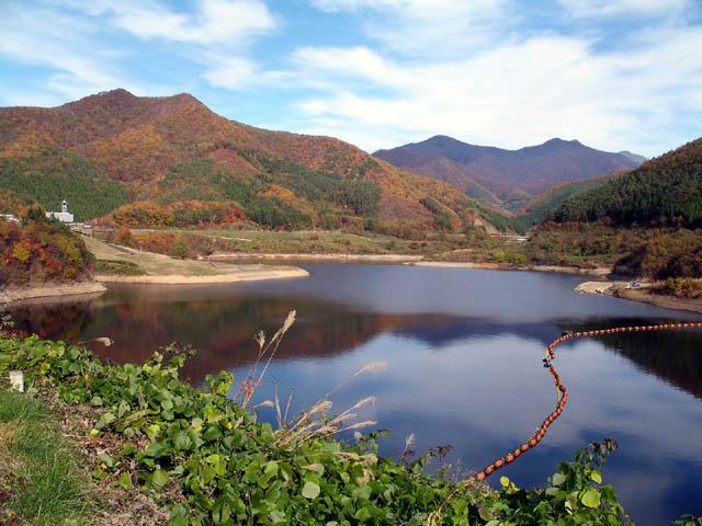 早池峰ダム