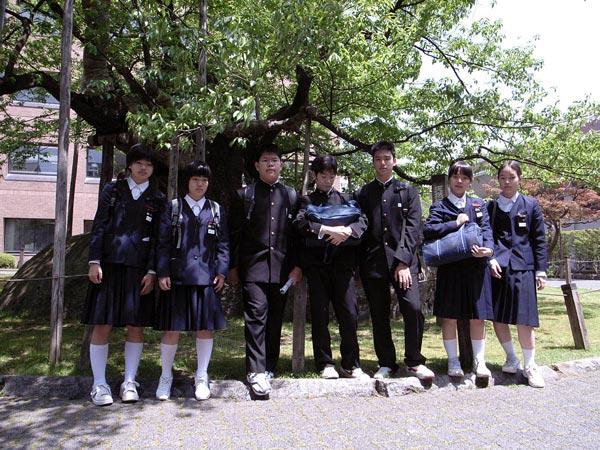 札幌 中央中学校
