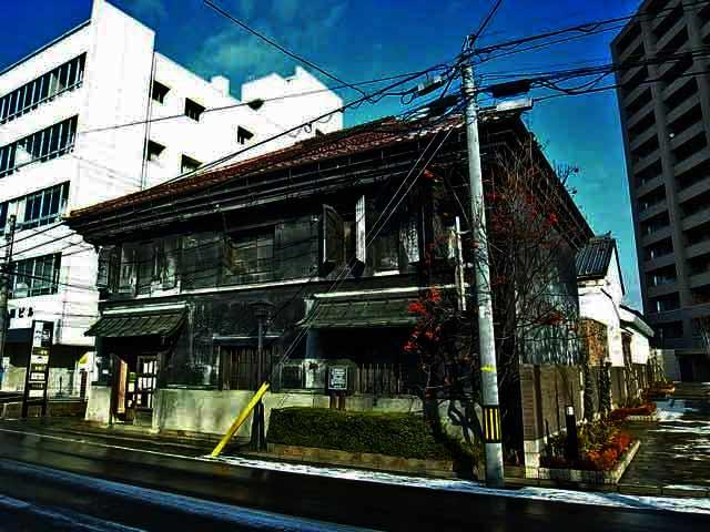 旧 井弥商店